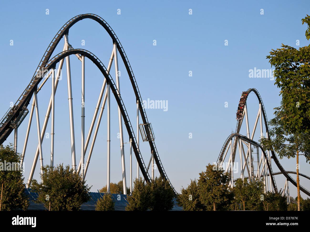 Europapark Alle Achterbahnen