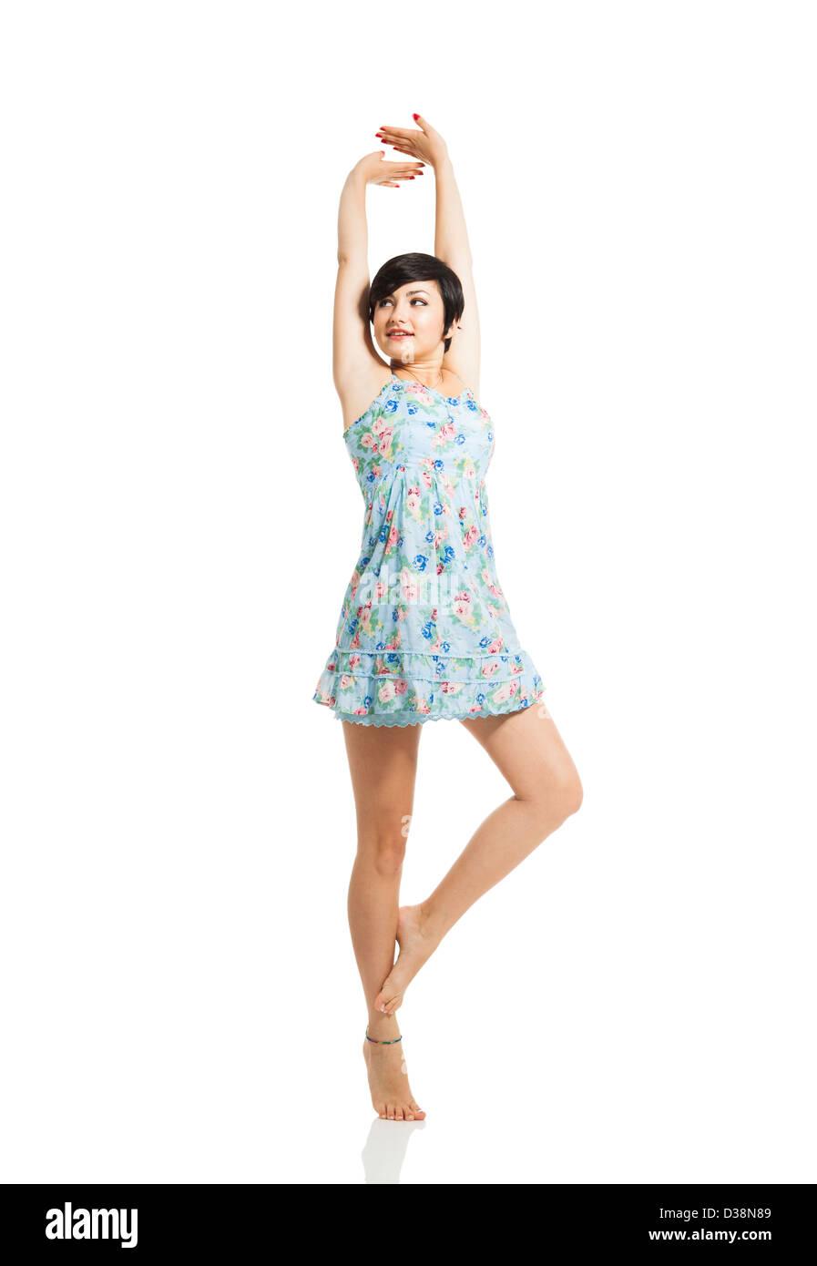 Schone kleider zum tanzen