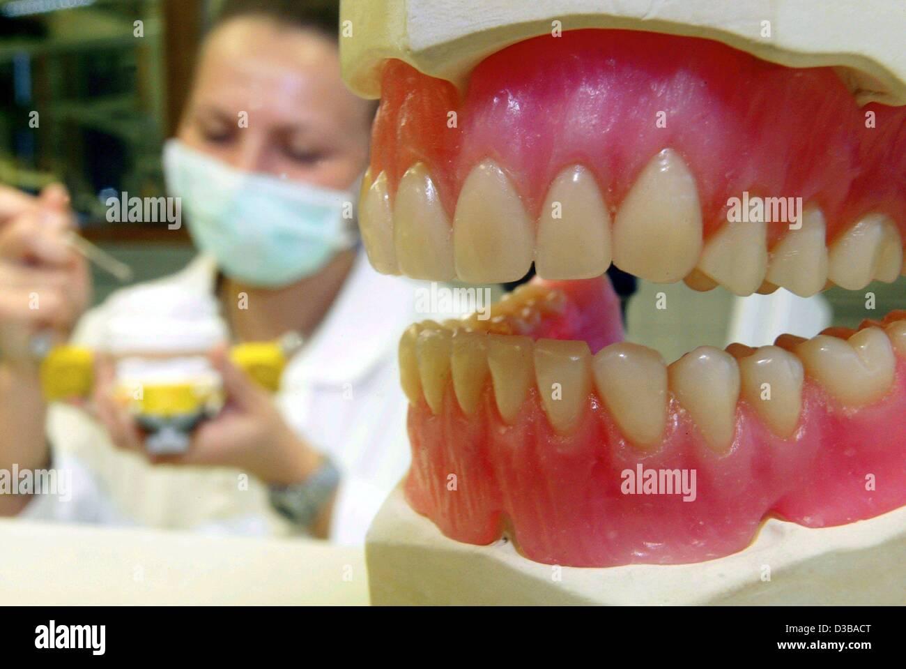 Datierung mit falschen Zähnen
