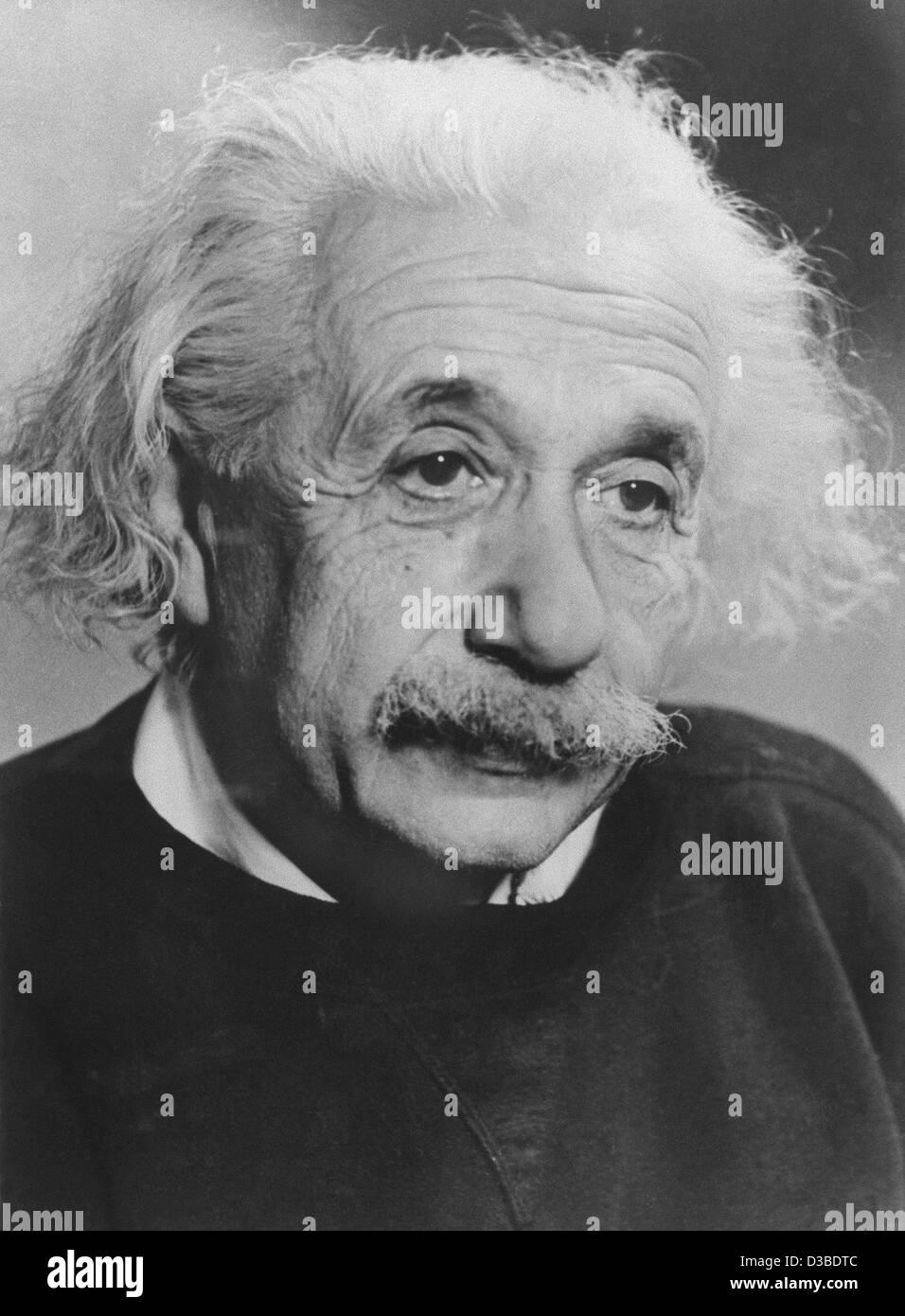 Wann Lebte Albert Einstein