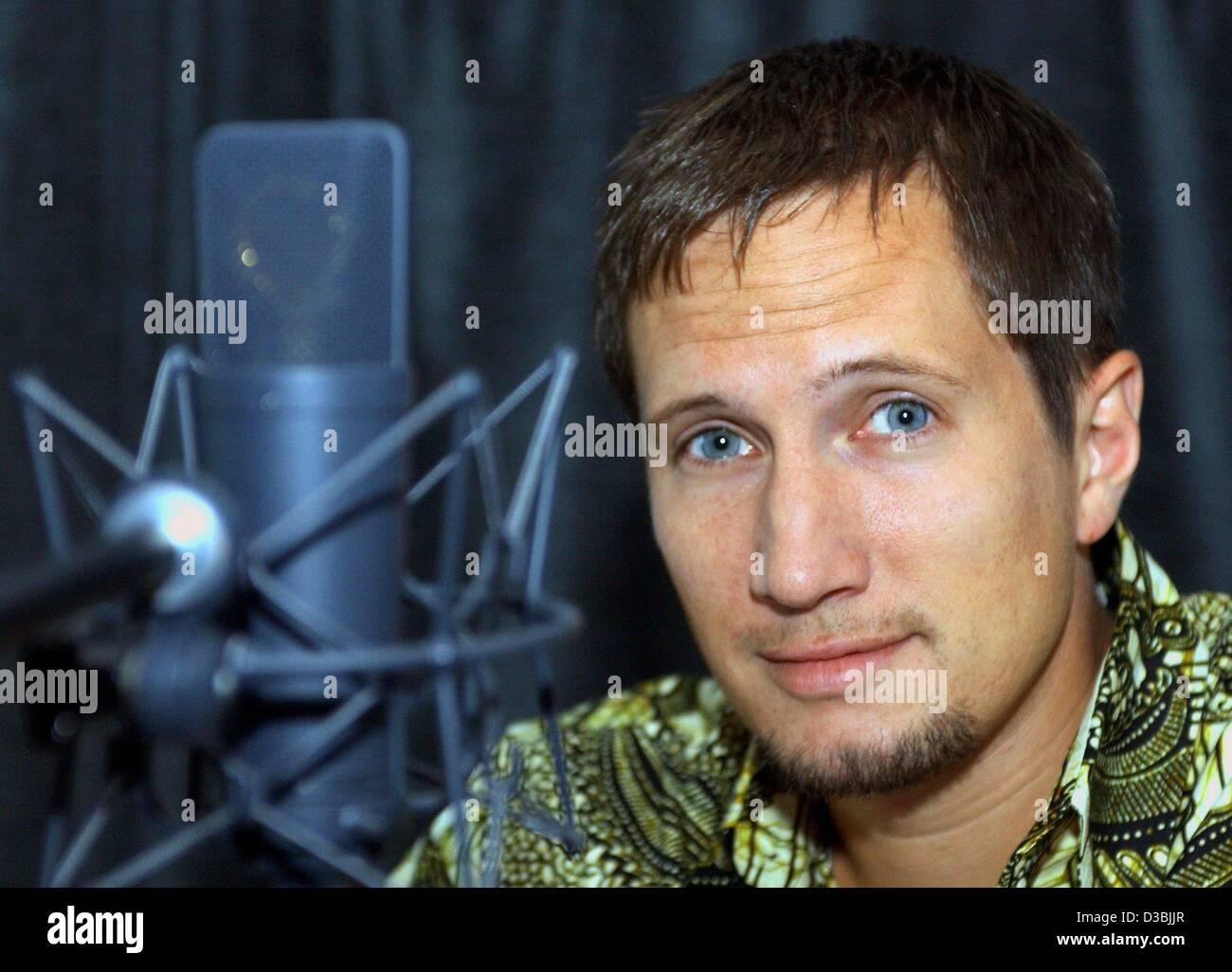 Dpa) - deutscher Schauspieler Benno Fuermann (\