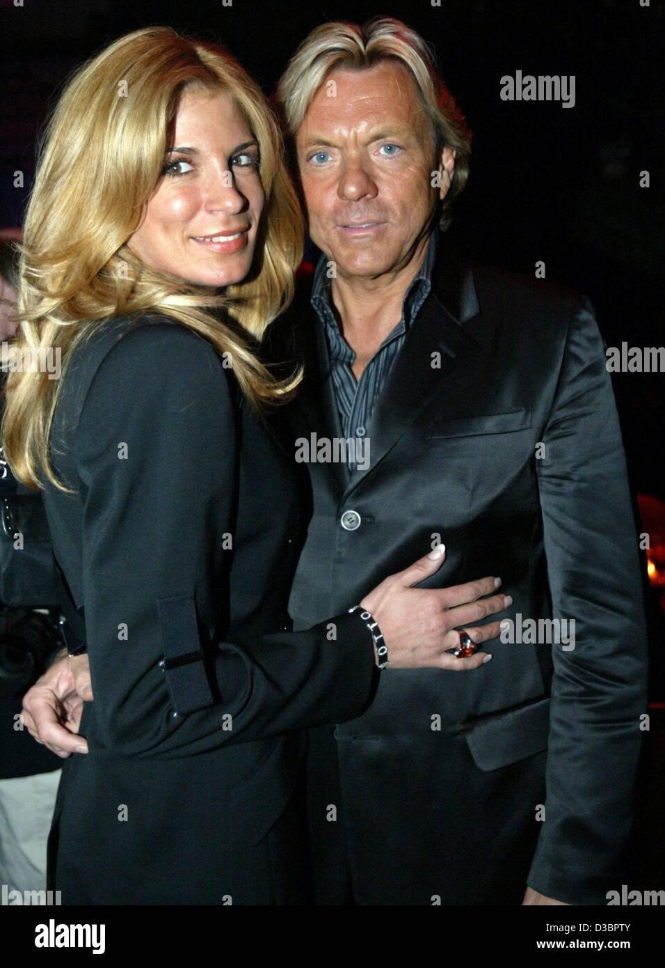 (Dpa-Dateien) - Mode-Unternehmer Otto Kern und seine Frau Dana stellen 88685914ec