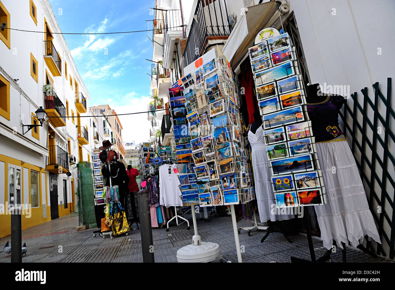 souvenirs ibiza stockfotos souvenirs ibiza bilder alamy. Black Bedroom Furniture Sets. Home Design Ideas