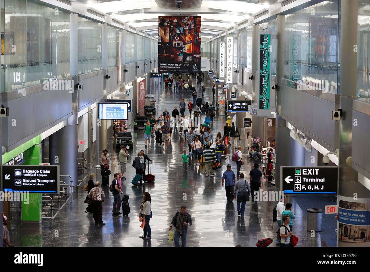 american airlines terminal, miami international airport
