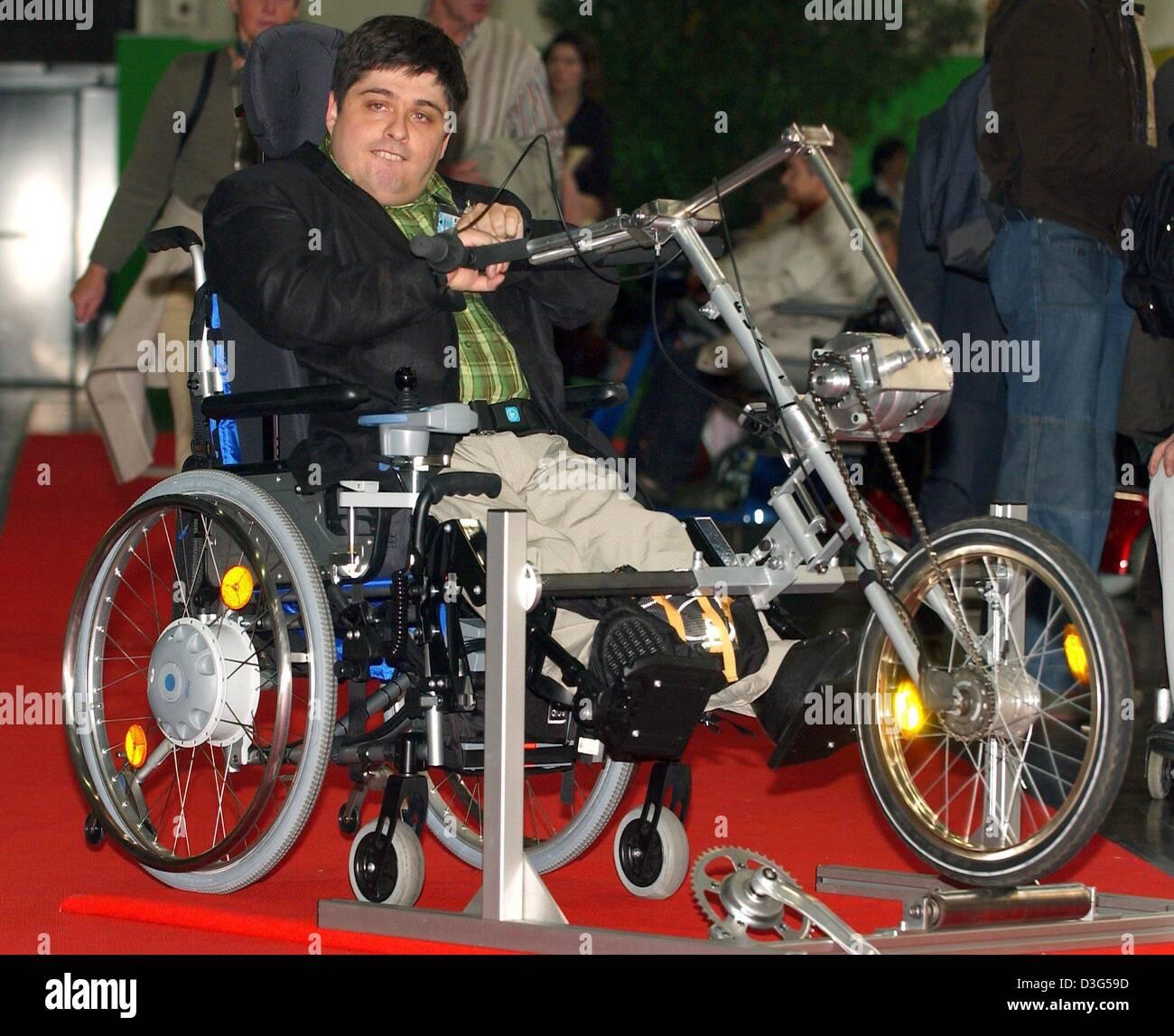 handy bike rollstuhl