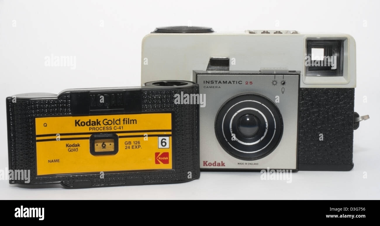 kodak instamatic 104 how to use