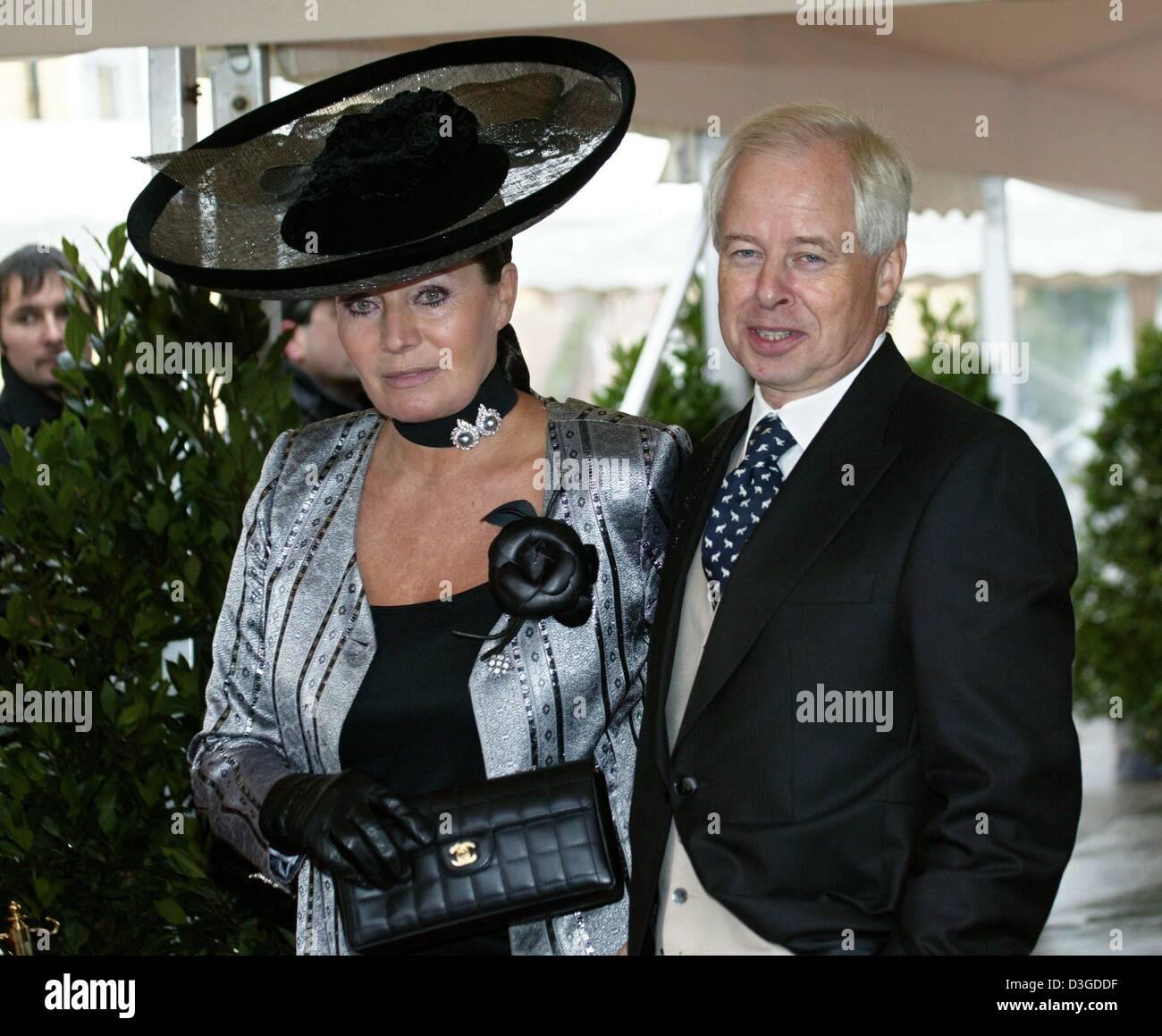 Menscheninteresse Hum Menschen Royals Hut Ernst Deutschland
