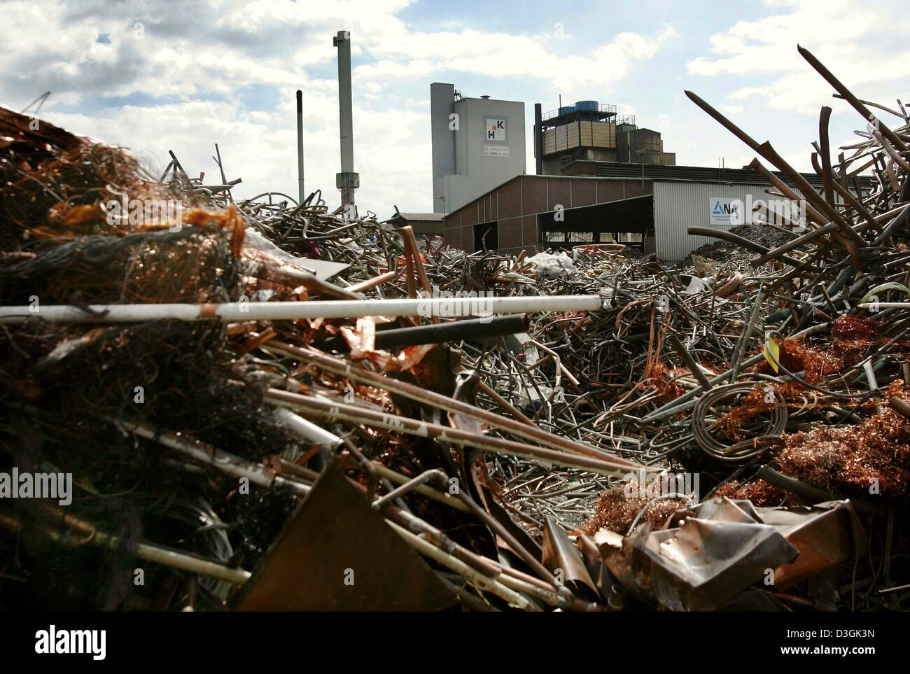 Ungewöhnlich Kupferdraht Recycling Bilder - Schaltplan Serie Circuit ...