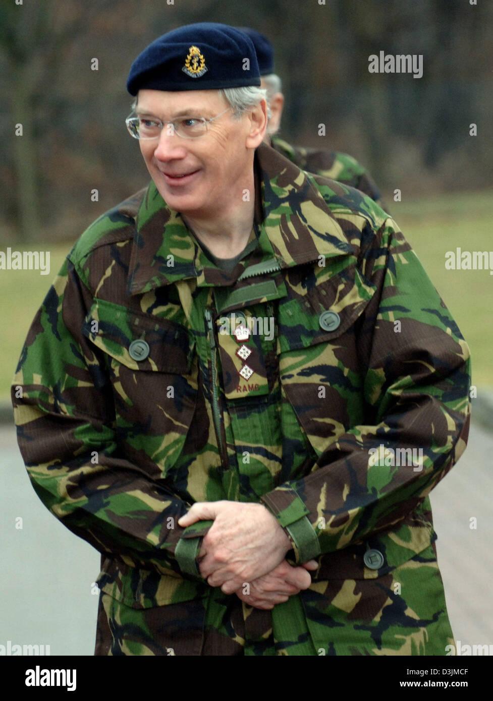 Dpa) - Prinz Richard, Duke of Gloucester, abgebildet in der York ...