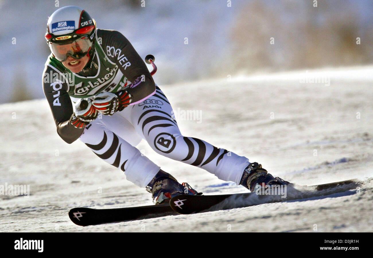 German Alpine Skier Hilde Gerg Stockfotos Amp German Alpine