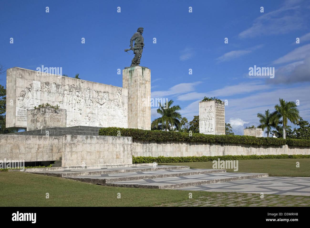Che Denkmal und Mausoleum in Santa Clara, Villa Clara, Kuba, Caribbean Stockbild