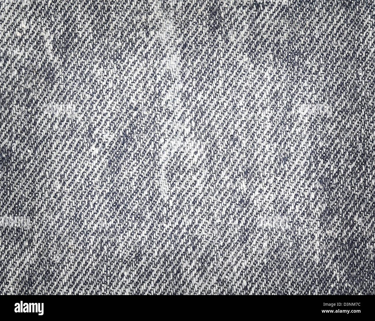 Jeans-Textur Stockbild