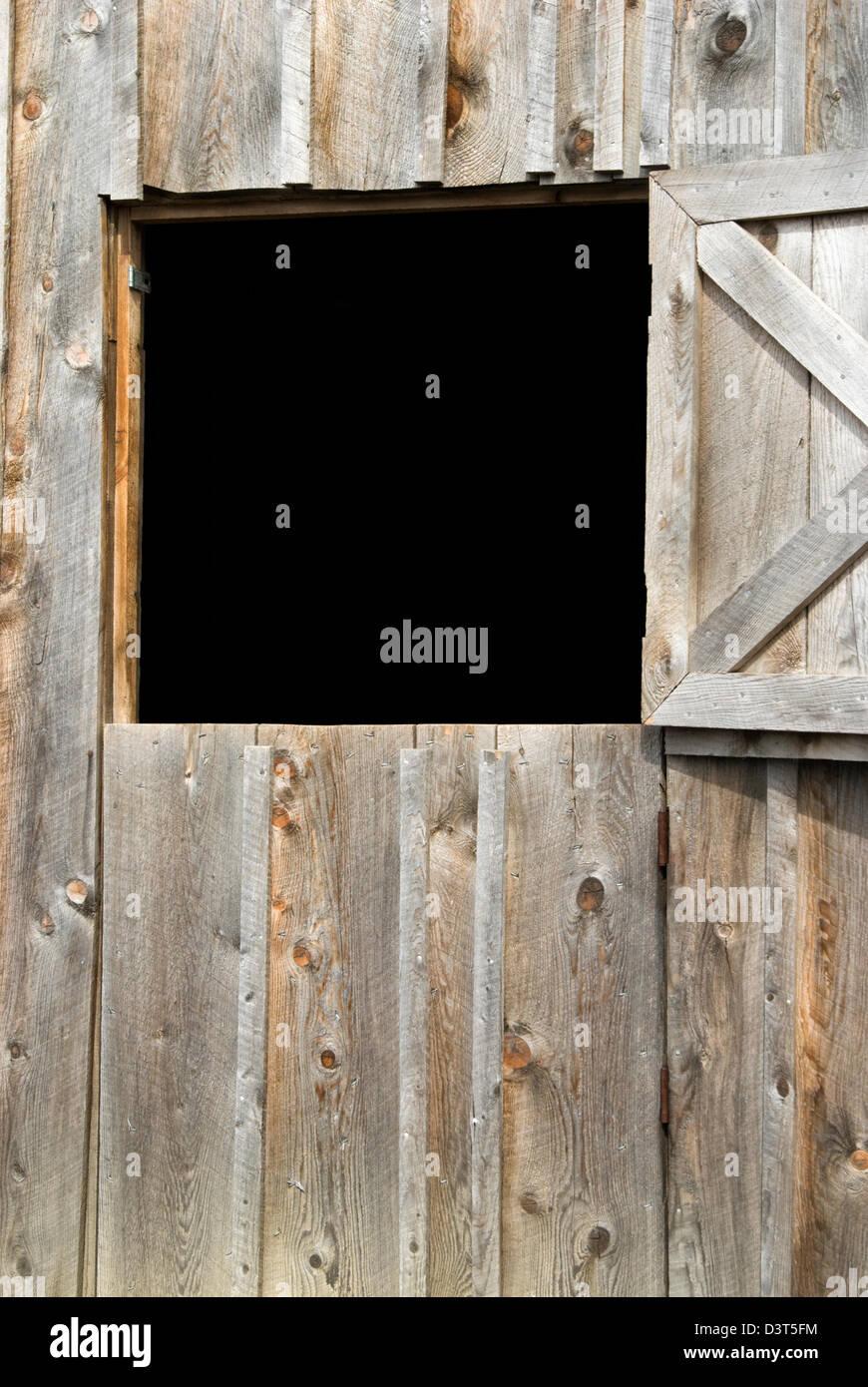 Barn Doors Door Open Stockfotos Barn Doors Door Open Bilder Alamy