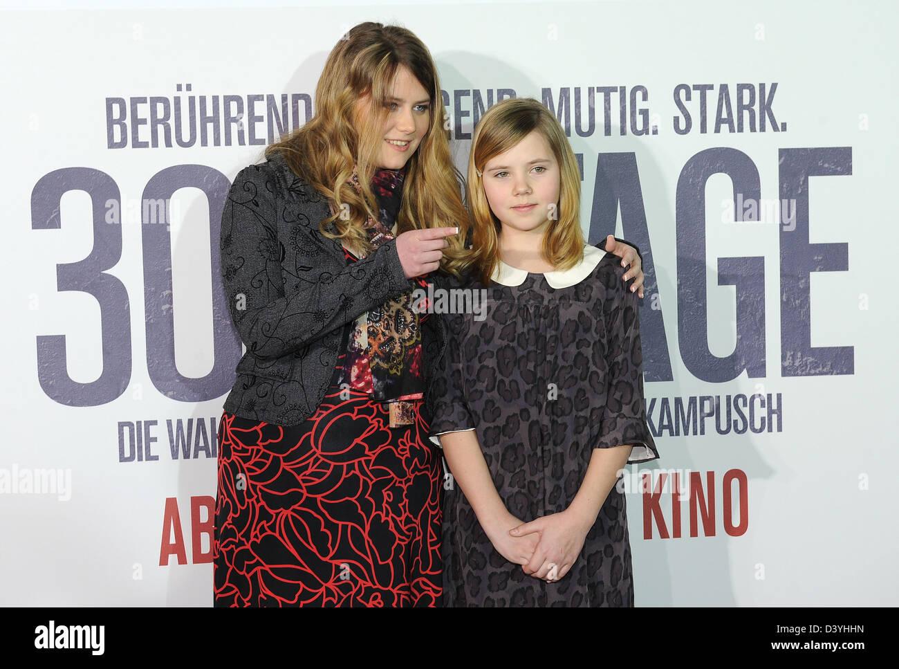 Munchen Deutschland 26 Februar 2013 Die Ehemalige Entfuhrung