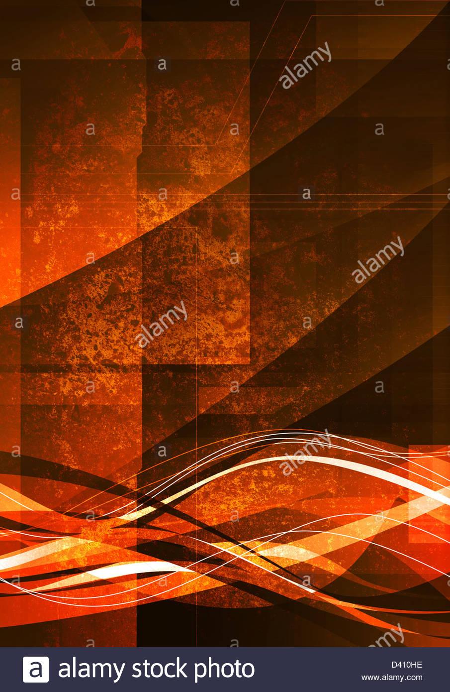 Grunge Texturen Hintergrund Stockbild
