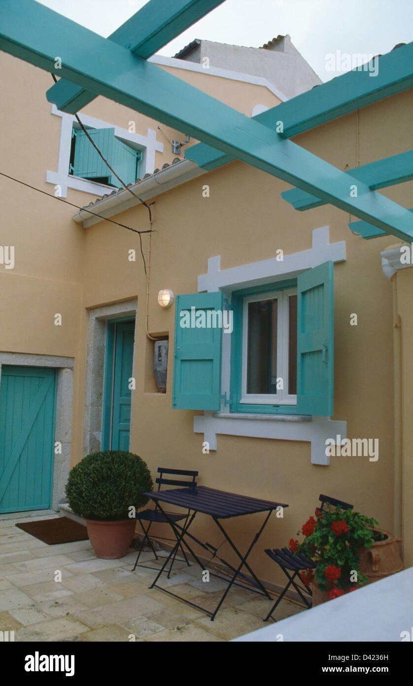 Seaside Pergola Stockfotos & Seaside Pergola Bilder - Seite 2 - Alamy