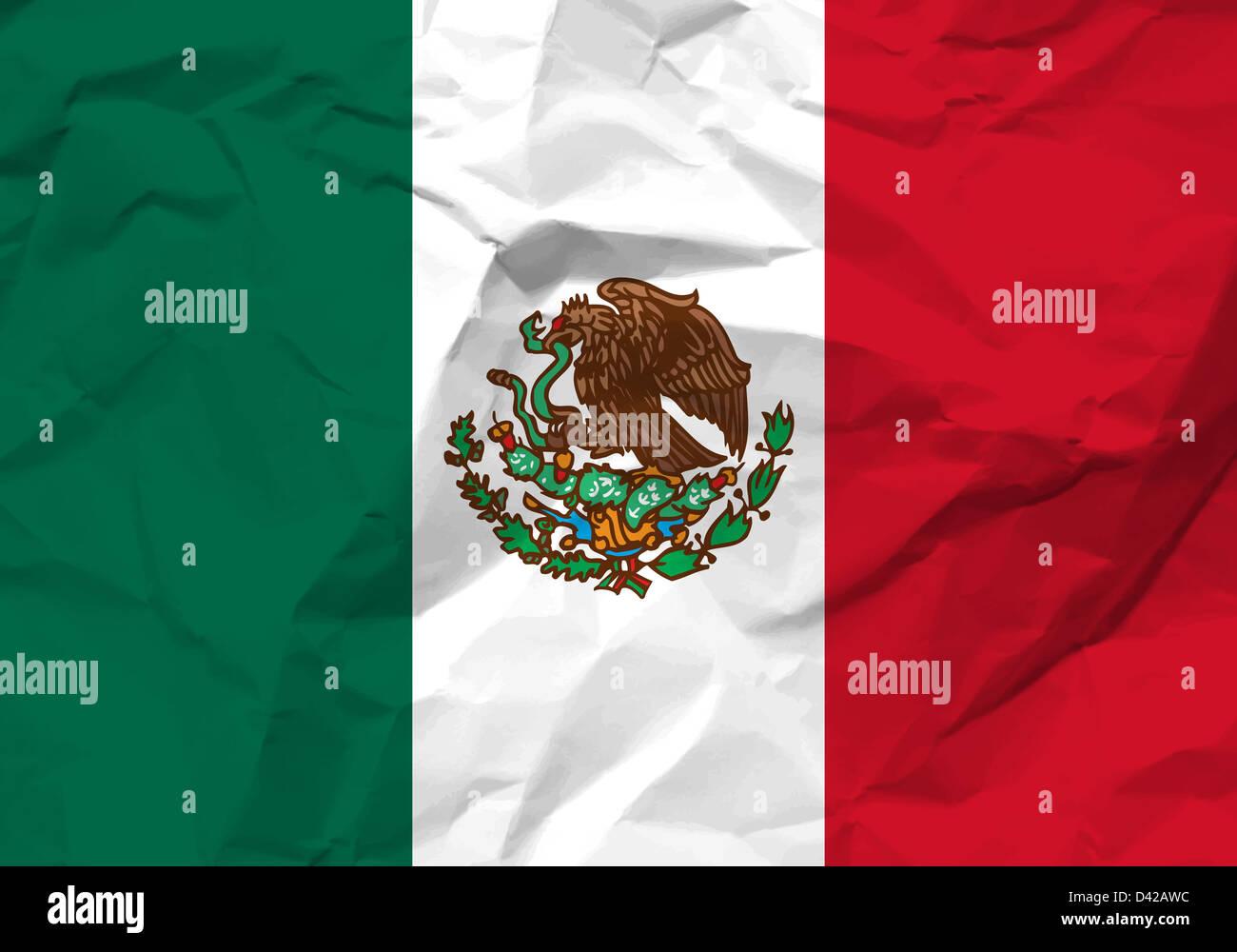 Wunderbar Mexiko Flagge Färbung Seite Bilder - Malvorlagen Ideen ...