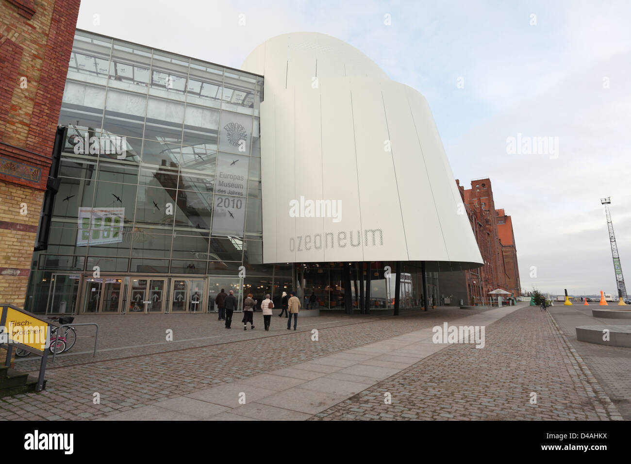 ozeaneum stralsund deutschland museum of natural history stockfoto bild 54323134 alamy. Black Bedroom Furniture Sets. Home Design Ideas