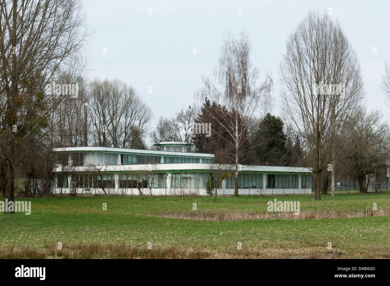 Haus von Felix Wankel Lindau Bodensee Deutschland