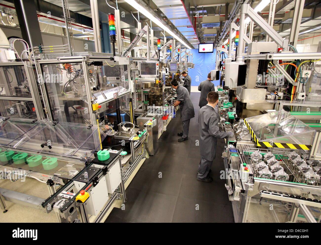 Bosch Kühlschrank Produktion : Bosch germany stockfotos bosch germany bilder alamy