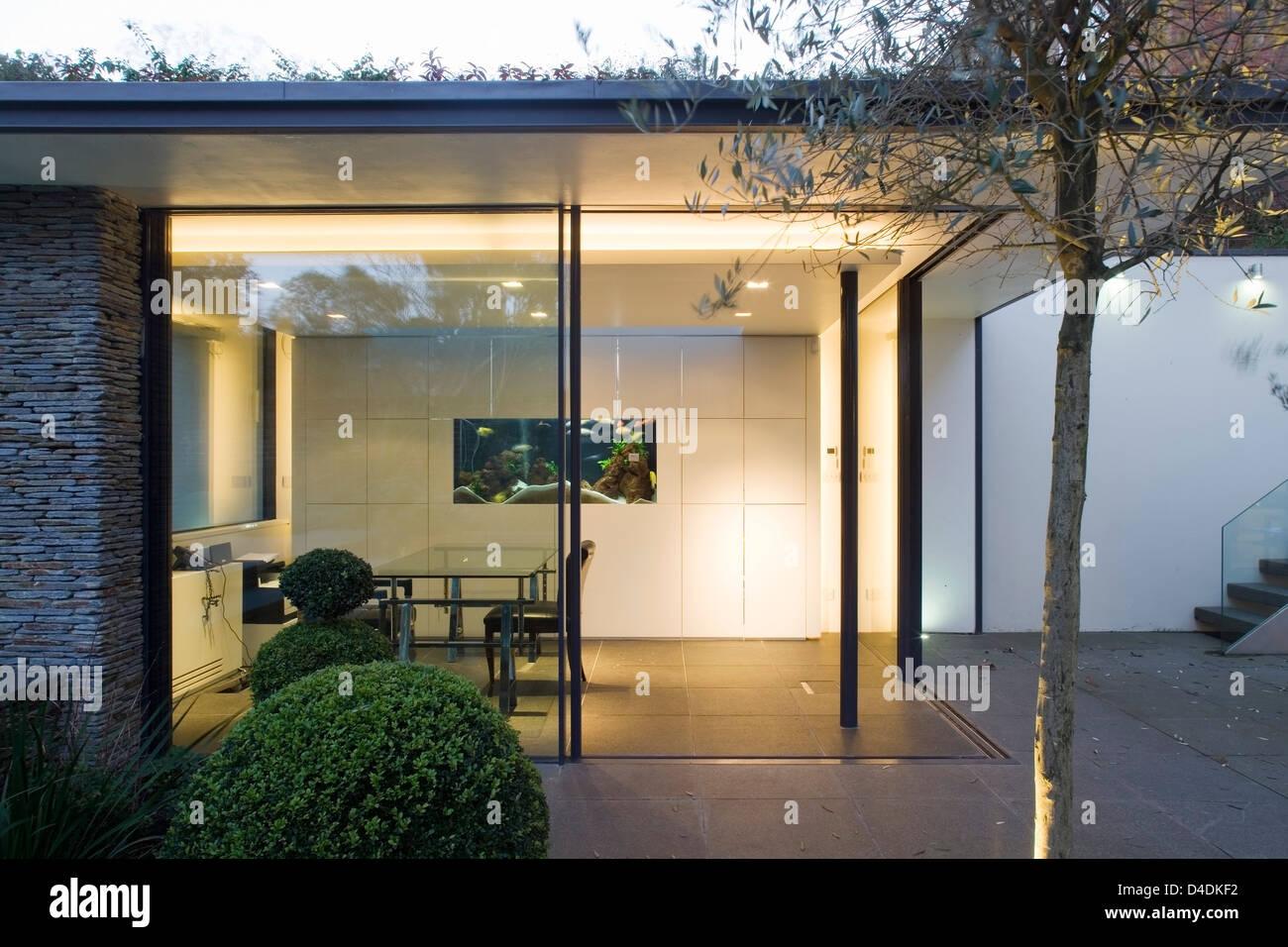 Gartenhaus Als Büro privathaus, london, vereinigtes königreich. architekt: richard