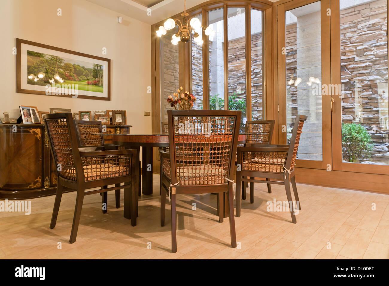 Iranische modernes Haus Interior Design Stockfoto, Bild: 54451484 ...