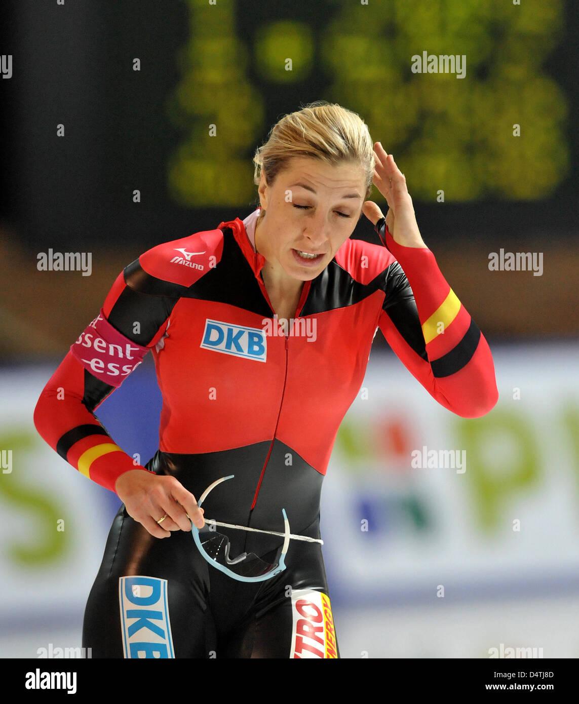 Eisschnellläuferin deutschland