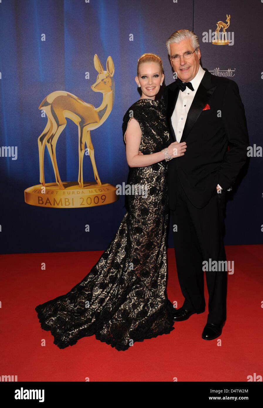 Deutscher Schauspieler Sky Du Mont R Und Seine Frau Mirja Du Mont
