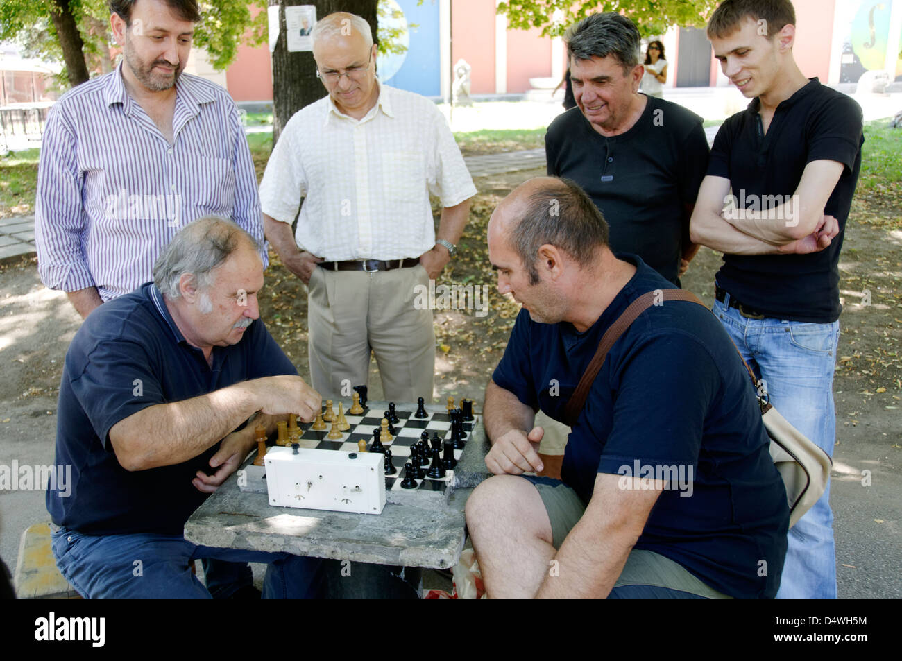 Bulgarische Männer