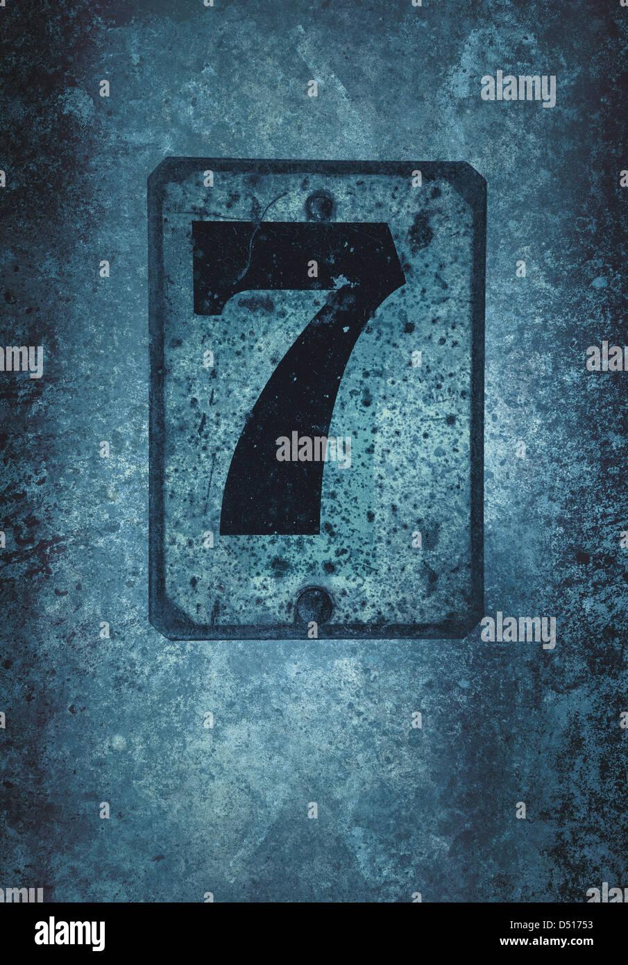 Grunge 7 Stockbild