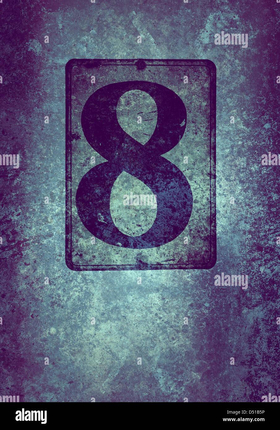 Grunge 8 Stockbild