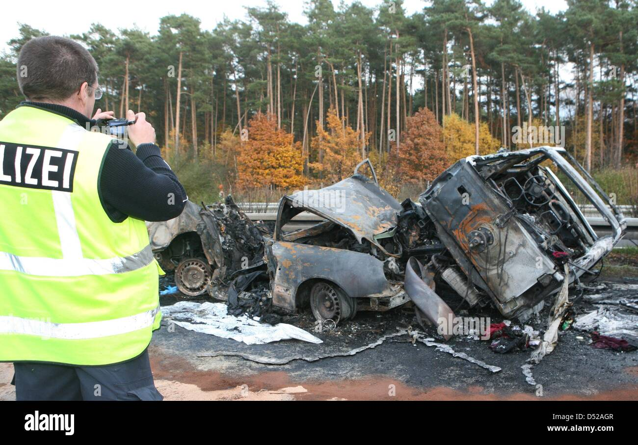 Involved In An Accident Stockfotos & Involved In An Accident Bilder ...