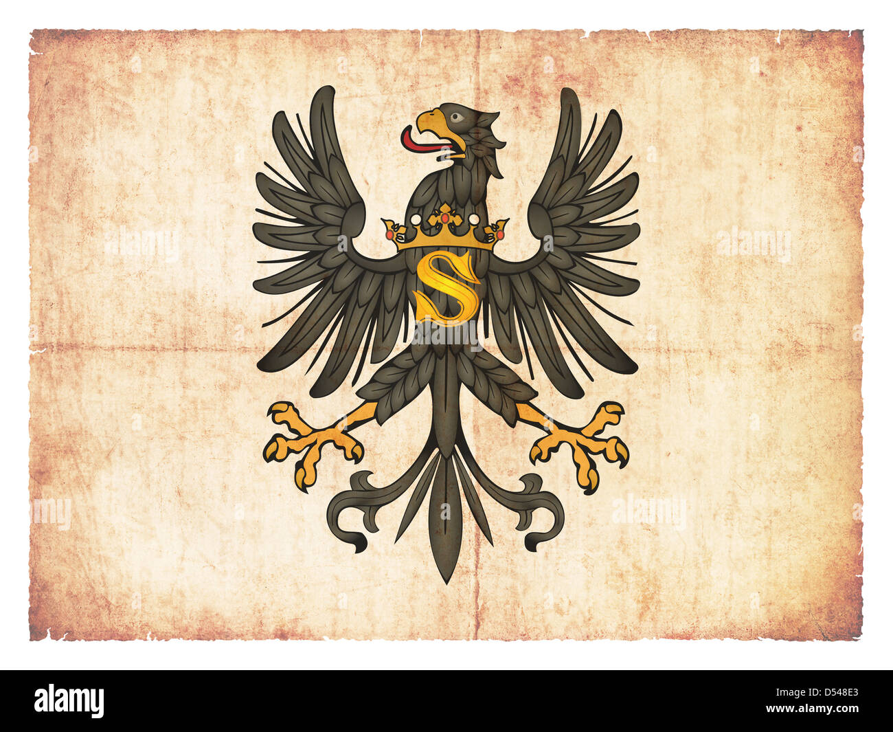 preußische flagge