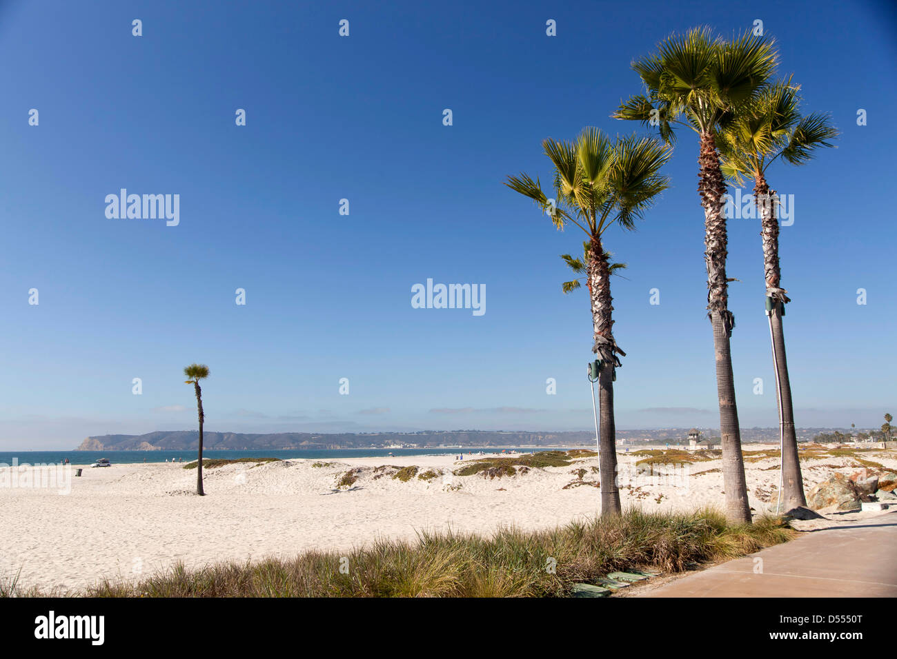 Hotel Coronado Beach San Diego Kalifornien