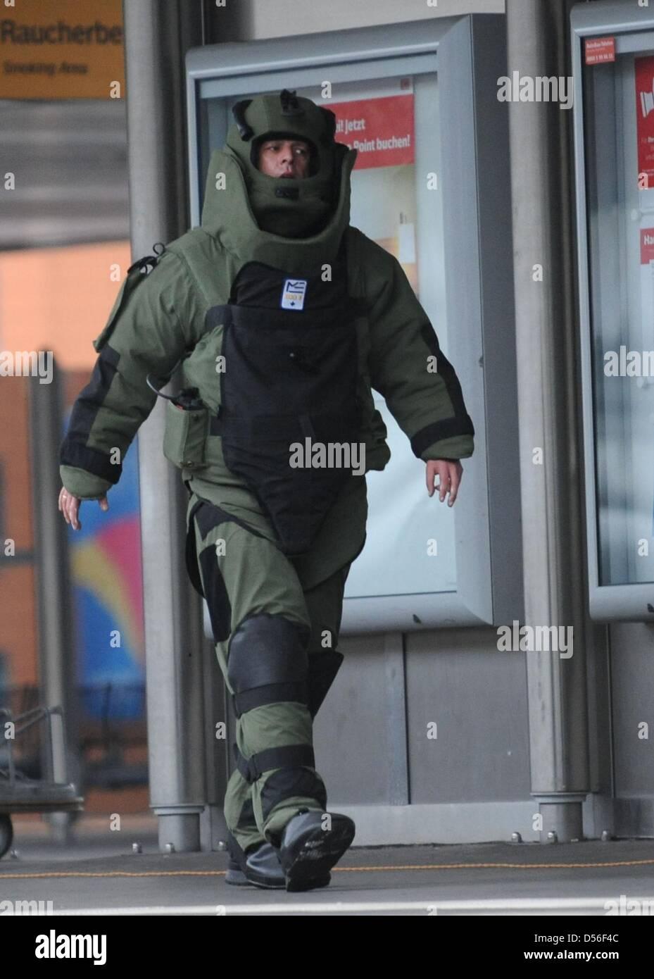 Sprengstoff Hannover