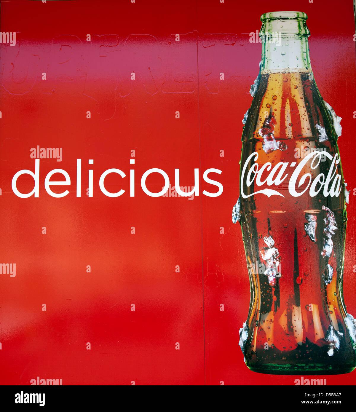 Datieren von Coca-Cola-Flaschen
