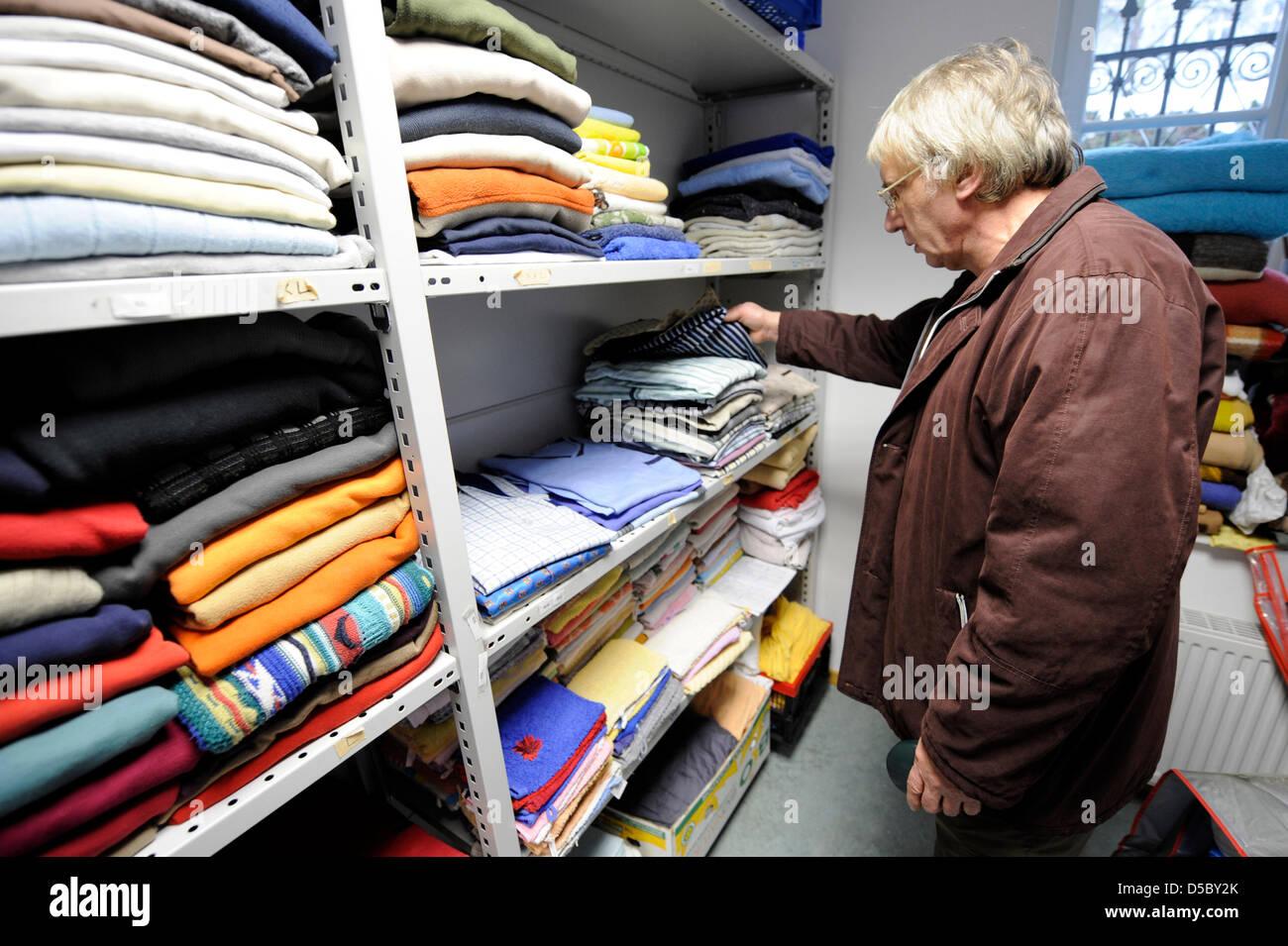 Kleider obdachlose berlin