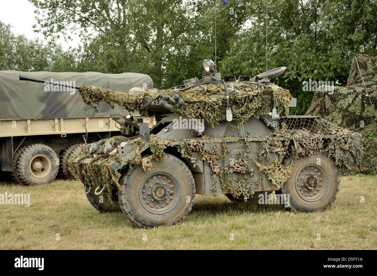 die britische armee fv721 fox gepanzerten. Black Bedroom Furniture Sets. Home Design Ideas
