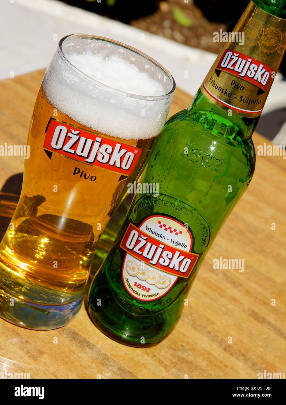 Alkohol Kroatien