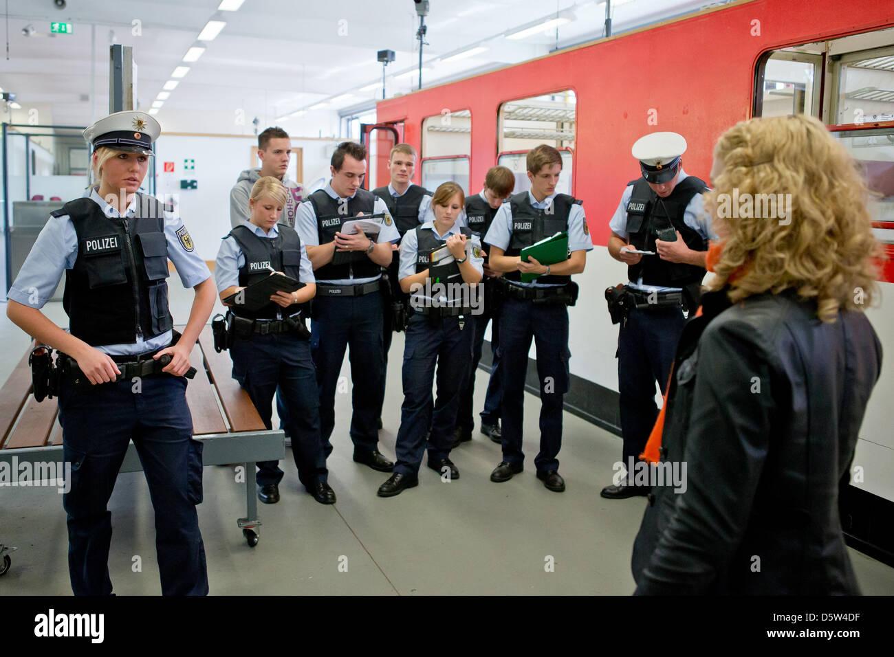 Polizei Weiterbildung