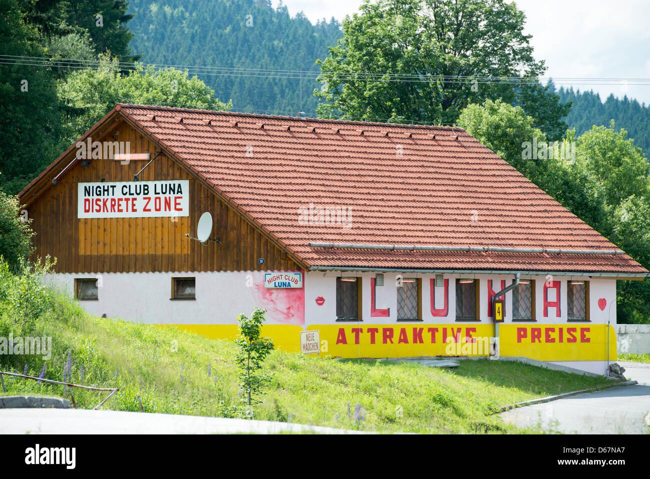Tschechien grenze bordell Tschechien prostitution