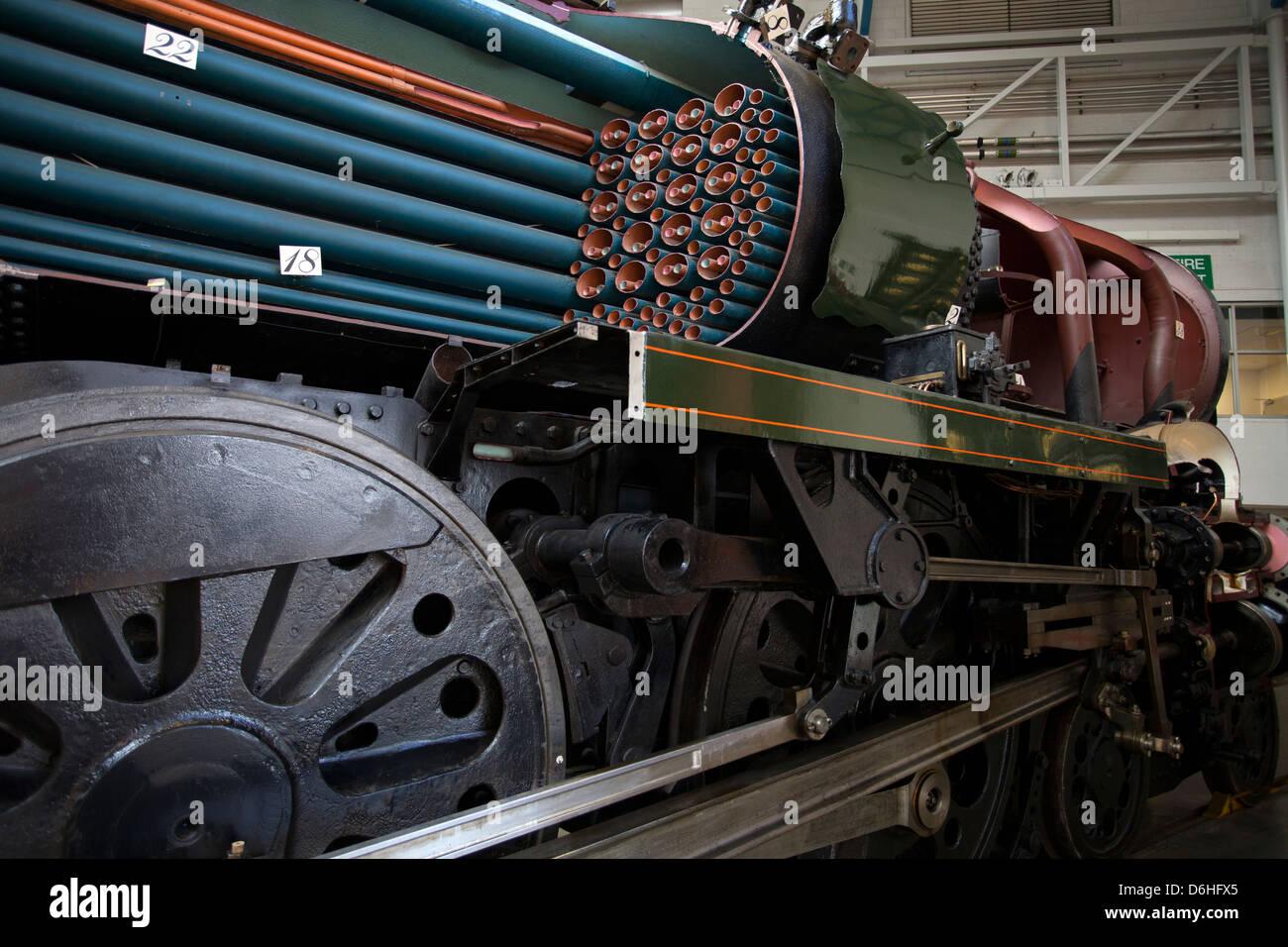 Steam Pipes Stockfotos & Steam Pipes Bilder - Alamy
