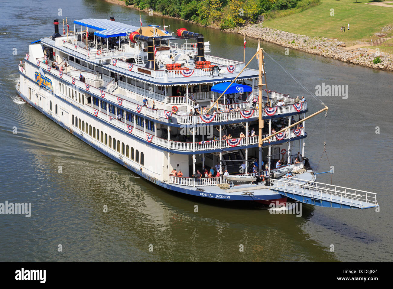 General Jackson Boat Tour Nashville