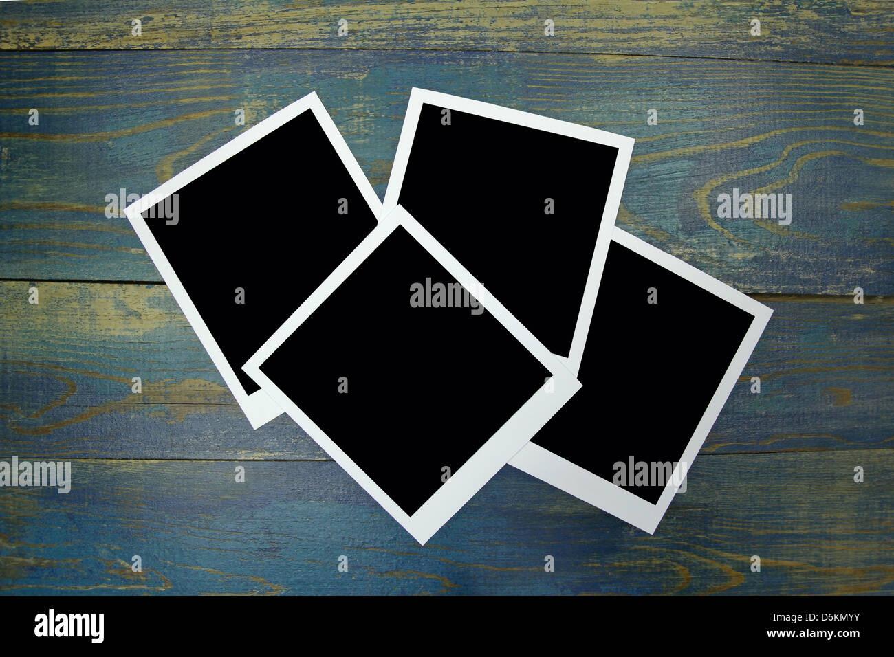vier digitale Bilderrahmen Stockfoto, Bild: 55752591 - Alamy