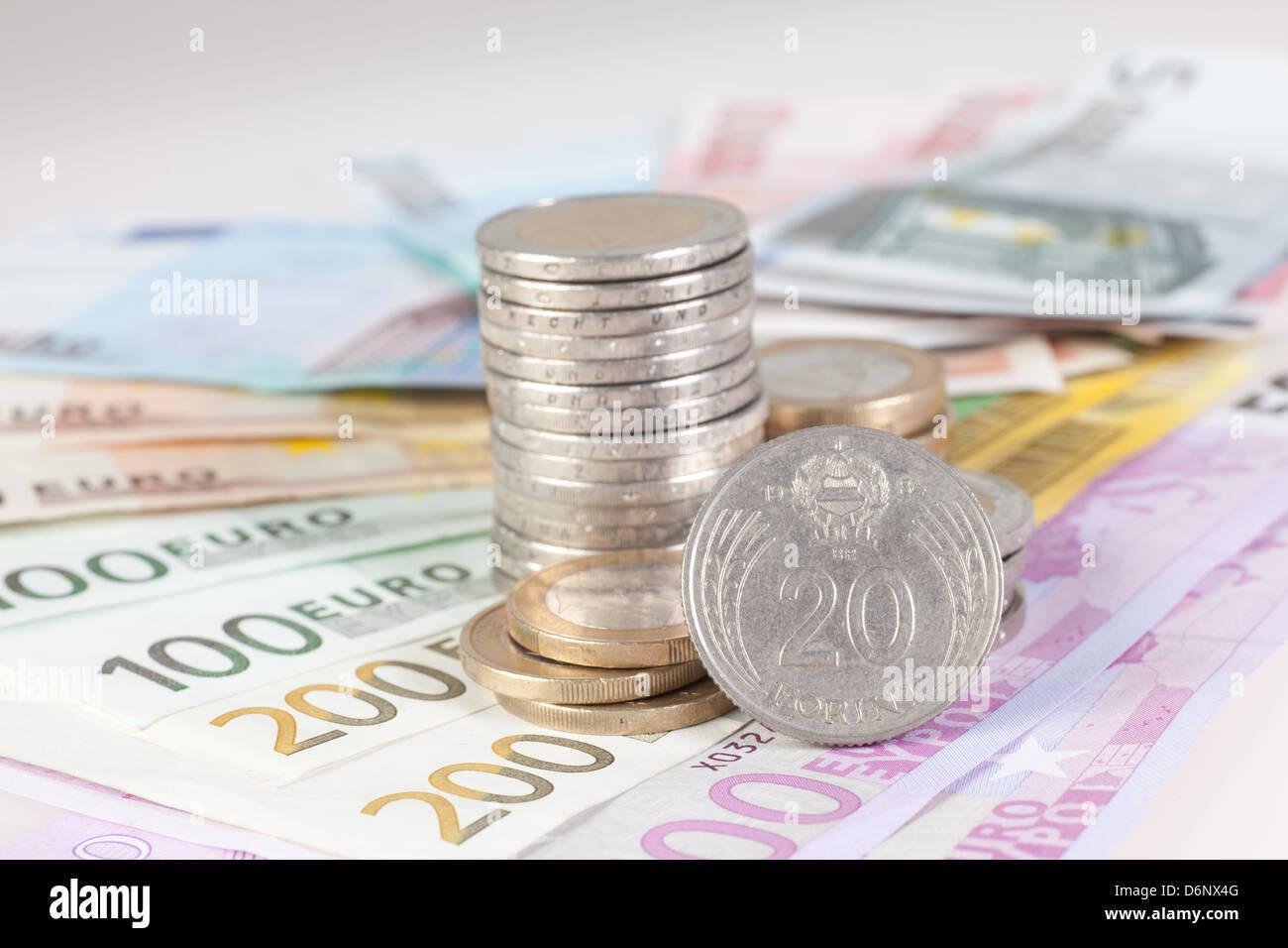 100 Forint Stockfotos 100 Forint Bilder Alamy