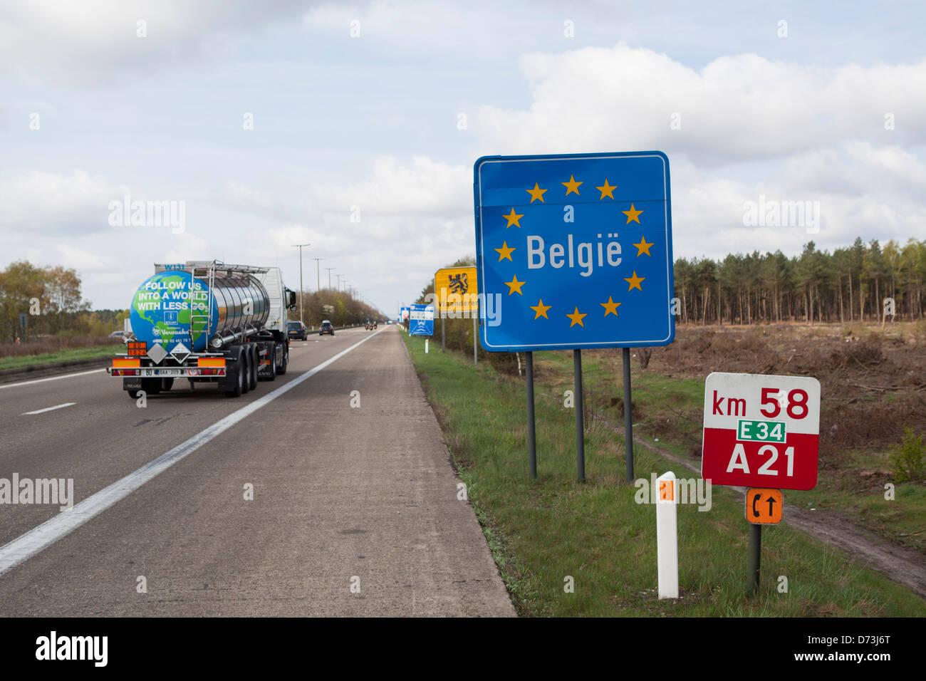Grenzverkehr Niederlande