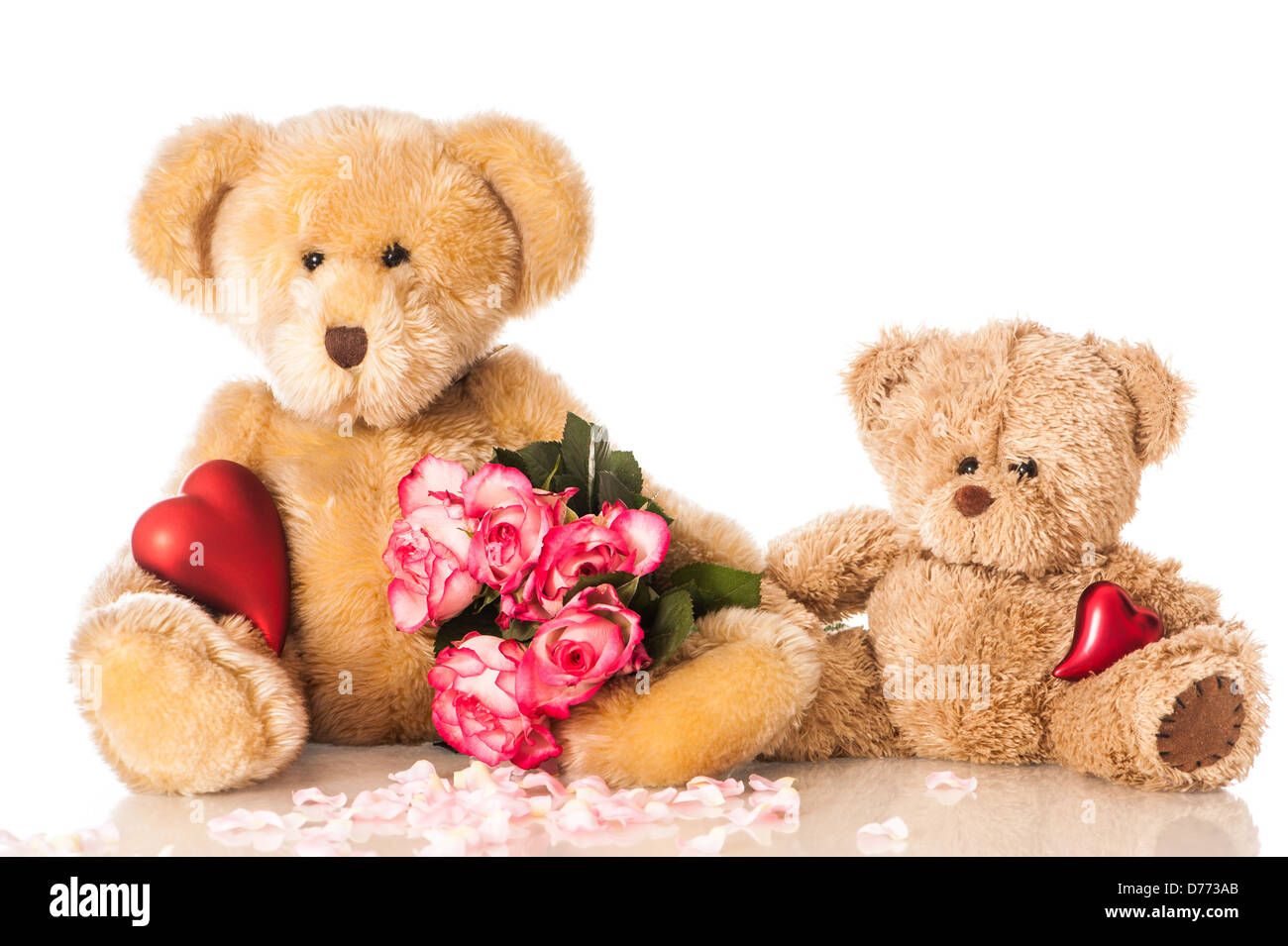 Teddy Bear Red Rose Stockfotos & Teddy Bear Red Rose Bilder - Seite ...