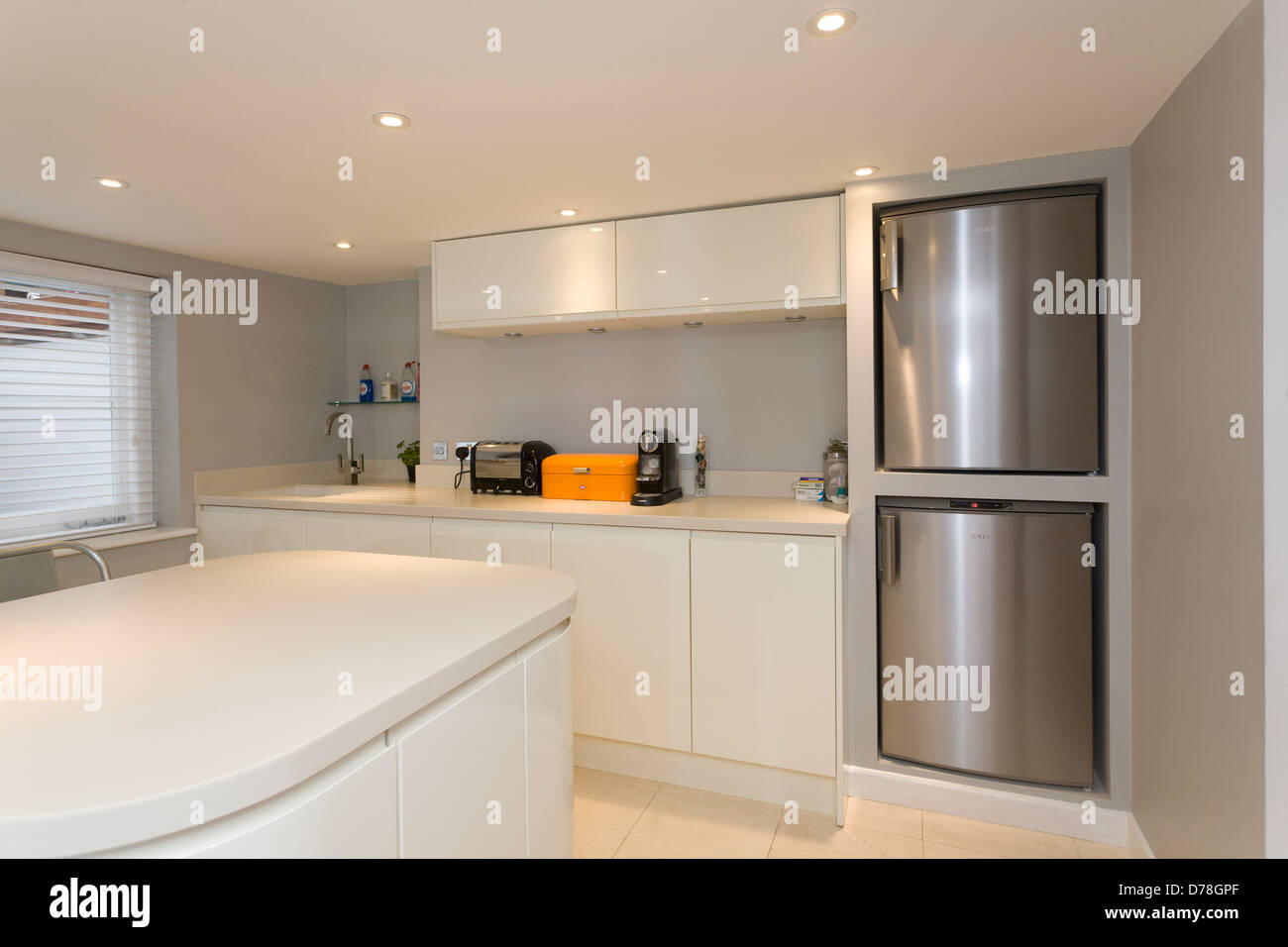 Basement Kitchen Stockfotos & Basement Kitchen Bilder - Alamy