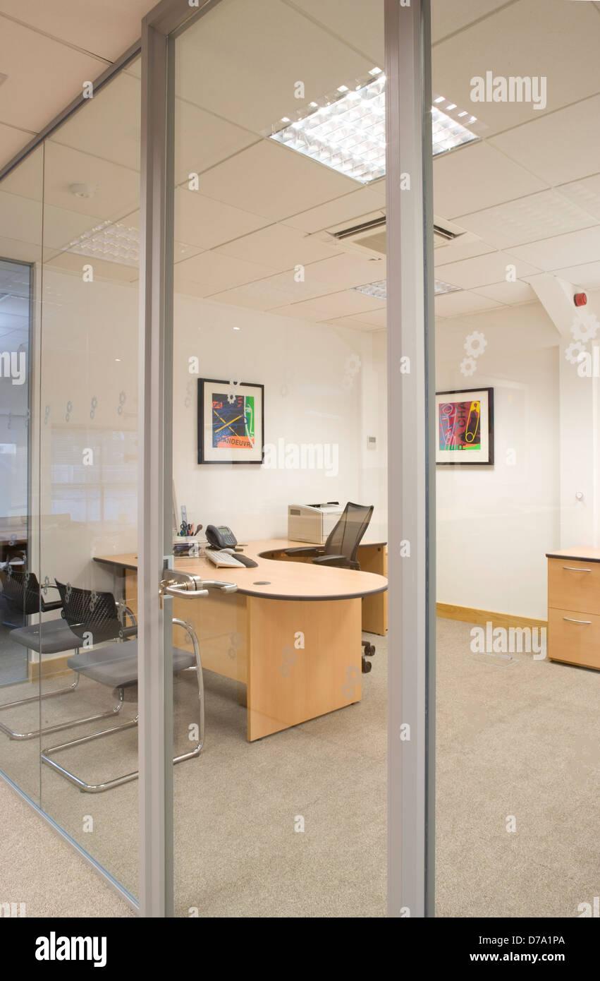 Buro Innen Stockfoto Bild 56154626 Alamy