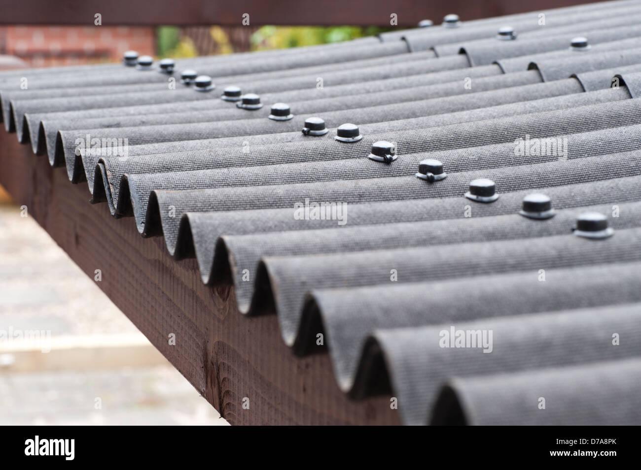 corrugated roofing stockfotos corrugated roofing bilder. Black Bedroom Furniture Sets. Home Design Ideas